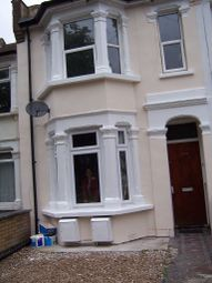 Thumbnail 2 bed flat to rent in Ham Park Road, London