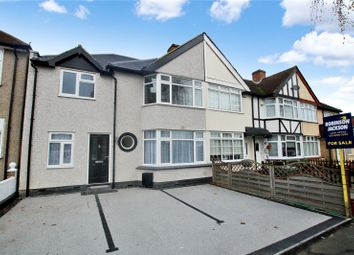Thumbnail 4 bed end terrace house for sale in Penshurst Avenue, Sidcup, Kent