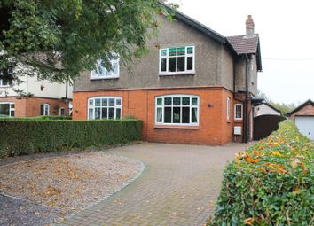 Thumbnail 3 bed semi-detached house for sale in Weston Lane, Shavington, Crewe