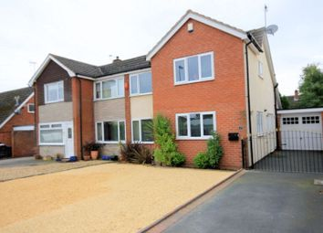 Thumbnail 3 bed semi-detached house for sale in Marlborough Road, Stone