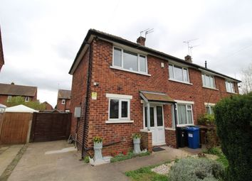 Thumbnail 3 bed semi-detached house to rent in Foxland Road, Gatley, Cheadle