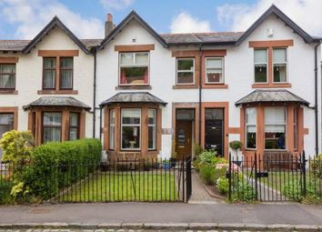 Thumbnail 4 bed terraced house for sale in Fort Matilda Place, Greenock, Inverclyde, .