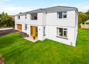 Thumbnail 5 bed detached house for sale in Harcourt Lane, Feock, South Cornwall