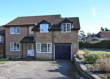 Thumbnail 5 bed detached house for sale in The Willows, Highworth, Swindon