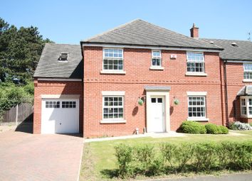 Thumbnail 4 bedroom detached house for sale in Newchurch Close, South Knighton, Leicester