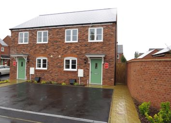 Thumbnail 2 bed terraced house for sale in Little Morton, Ashlawn Road, Rugby