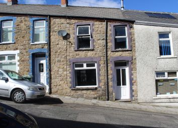 Thumbnail 3 bed terraced house for sale in 8 Greenfield Street, Pontlottyn, Bargoed, Caerphilly