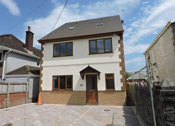 Thumbnail 4 bedroom detached house for sale in St. Johns Road, Clydach, Swansea