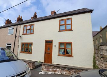 Thumbnail 3 bed terraced house for sale in Rhyl Road, Denbigh