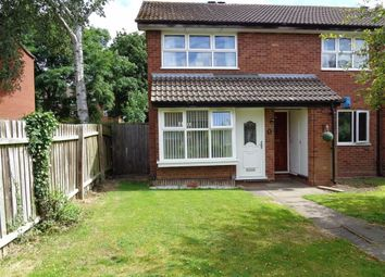 Thumbnail 2 bed maisonette for sale in Finches End, Shard End, Birmingham