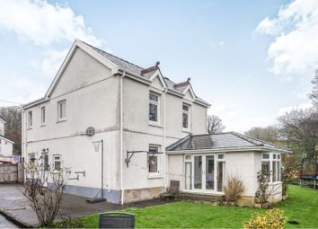 Thumbnail 4 bed detached house for sale in Kings Road, Ammanford