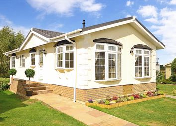 Thumbnail 2 bed mobile/park home for sale in Church Lane, Upper Beeding, West Sussex