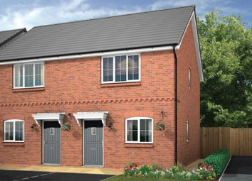 Thumbnail 2 bed semi-detached house for sale in Smiths Lane, Hindley Green, Wigan