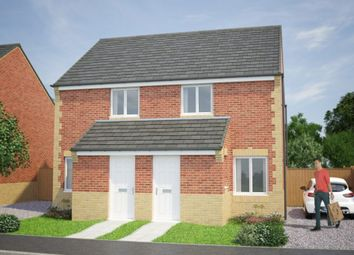 Thumbnail 2 bedroom semi-detached house for sale in Valley Drive, Carlisle