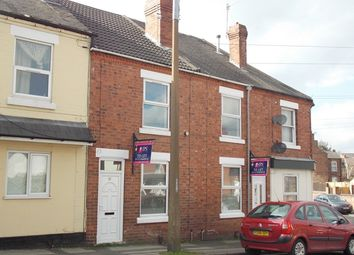 Thumbnail 2 bed terraced house to rent in 92 Cotmanhay Road, Ilkeston, Derbyshire