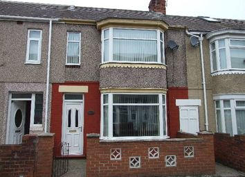 3 bed terraced house for sale in Leamington Drive, Hartlepool TS25