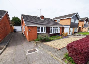 Thumbnail 2 bed detached bungalow for sale in Gayton Avenue, Milton, Stoke-On-Trent