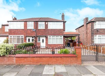 Thumbnail 3 bed semi-detached house for sale in Dryden Avenue, Swinton, Manchester