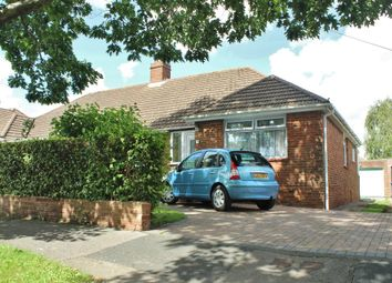 Thumbnail 2 bedroom semi-detached bungalow for sale in Oakwood Avenue, Bedhampton, Havant