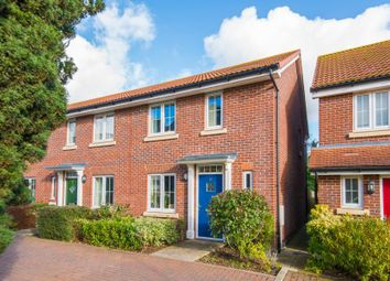Thumbnail 3 bed terraced house for sale in Gloucester Court, Croxley Green, Rickmansworth