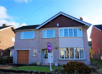 Thumbnail 4 bed detached house for sale in Nether Way, York