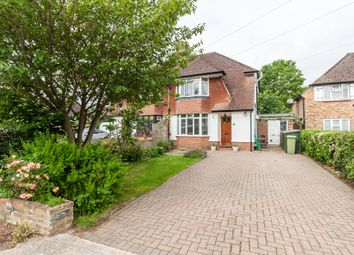 Thumbnail 4 bed semi-detached house for sale in Vyners Way, Uxbridge