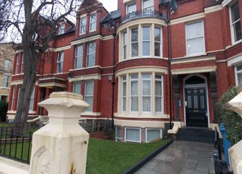 Thumbnail 2 bedroom flat to rent in Princes Avenue, Princes Park, Liverpool