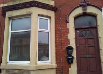 Thumbnail 3 bed flat to rent in Carshalton Road, Blackpool