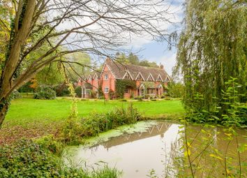 Thumbnail 5 bed detached house for sale in Canon Frome, Ledbury, Herefordshire