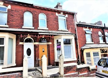 Thumbnail 3 bed terraced house for sale in Saunders Road, Blackburn