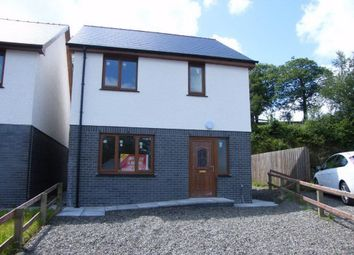 Thumbnail 2 bed detached house for sale in Clos Tawela, Silian, Lampeter