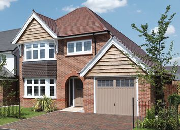 Thumbnail 3 bedroom detached house for sale in Heritage Brook, Off Central Avenue, Chorley, Lancashire