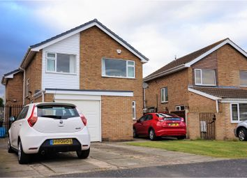 Thumbnail 4 bed detached house for sale in Lindholme Drive, Rossington, Doncaster