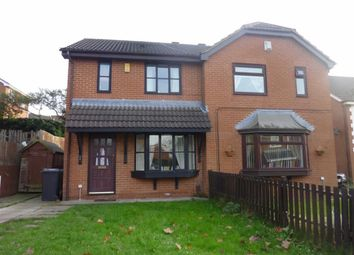 Thumbnail 3 bed semi-detached house to rent in Maizebrook, Dewsbury