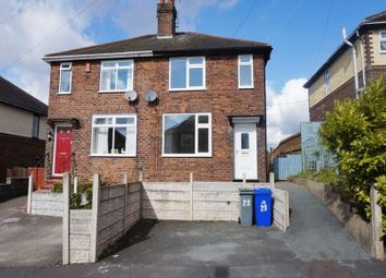 Thumbnail 2 bedroom semi-detached house to rent in Oak Place, Meir, Stoke-On-Trent, Staffordshire