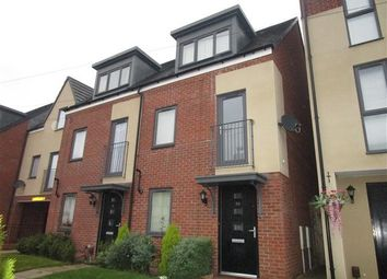 Thumbnail 4 bedroom town house to rent in Sams Lane, West Bromwich