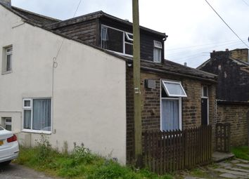 Thumbnail 1 bed cottage for sale in Lyon Street, Queensbury, Bradford