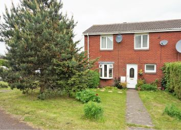 Thumbnail 4 bed end terrace house for sale in Bell Close, Stafford