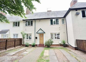 Thumbnail 3 bed terraced house for sale in Chaucer Drive, Lincoln