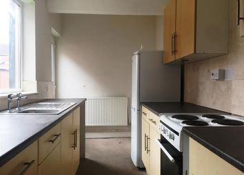 Thumbnail 2 bed terraced house to rent in Queens Crescent, Edlington, Doncaster