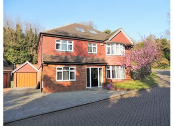 Thumbnail 6 bed detached house for sale in Hilary Gardens, Rochester