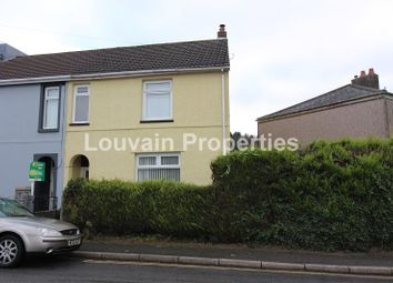 Thumbnail 3 bed property for sale in Avalon Terrace, Tredegar, Blaenau Gwent.