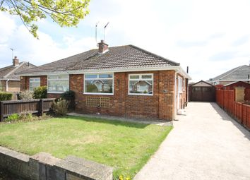 Thumbnail 2 bed semi-detached bungalow for sale in Silverwood Avenue, Filey