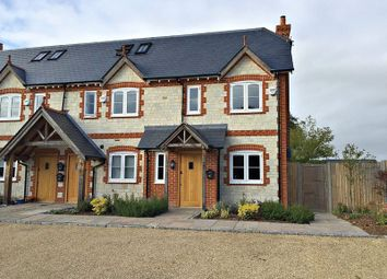 Thumbnail 3 bedroom end terrace house to rent in North Lane, Buriton, Petersfield