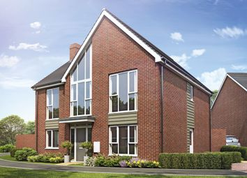 Thumbnail 4 bed detached house for sale in Plot 90 Weogoran Park, Whittington Road, Worcester