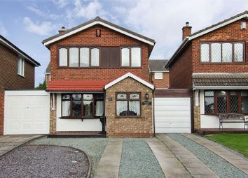 Thumbnail 3 bed detached house for sale in Dugdale Close, Wimblebury, Cannock