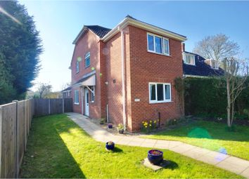 Thumbnail 3 bed detached house for sale in Wragby Road, Lincoln