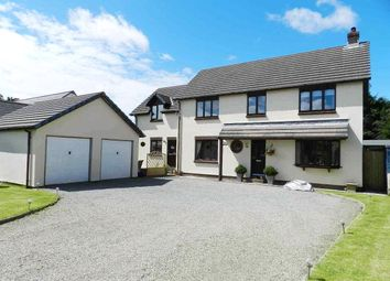 Thumbnail 5 bed detached house for sale in The Meadows, Targate Road, Freystrop, Haverfordwest
