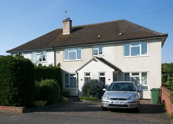 Thumbnail 2 bed flat to rent in Chillingworth Crescent, Headington, Oxford