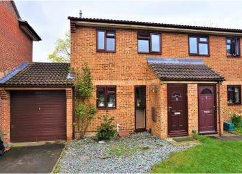 Thumbnail 3 bedroom semi-detached house for sale in Galloway Close, South Ham, Basingstoke